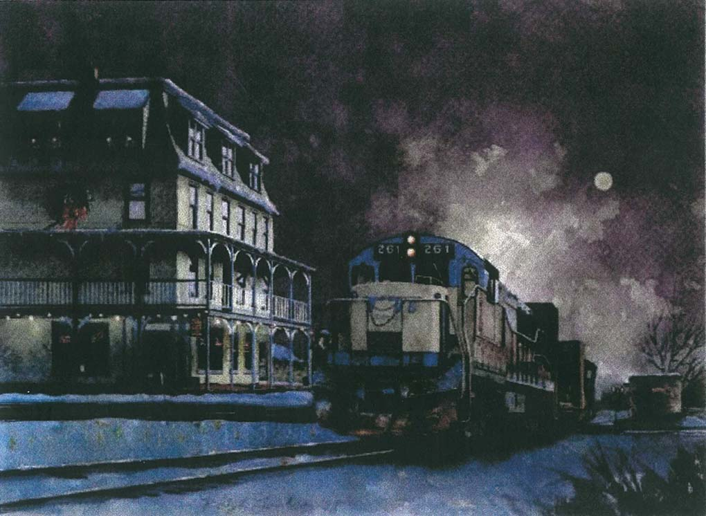 """The Station"" by Ralph Lindsay"
