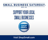 Shop Small - Small Business Saturday: Support Your Local Small Business